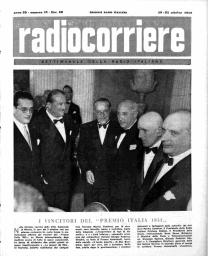 Anno 1952 Fascicolo n. 43