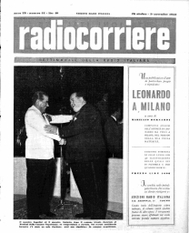 Anno 1952 Fascicolo n. 44