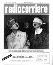 Anno 1952 Fascicolo n. 47
