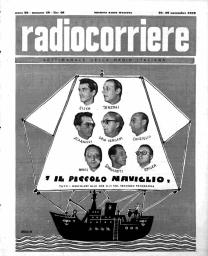 Anno 1952 Fascicolo n. 48
