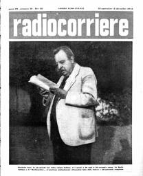Anno 1952 Fascicolo n. 49