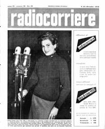 Anno 1952 Fascicolo n. 50