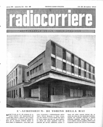Anno 1952 Fascicolo n. 51