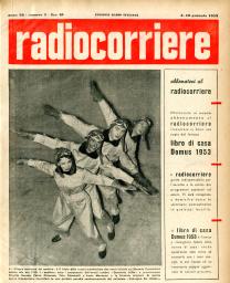 Anno 1953 Fascicolo n. 1