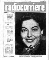 Anno 1953 Fascicolo n. 11