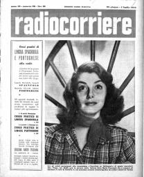 Anno 1953 Fascicolo n. 26