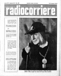 Anno 1953 Fascicolo n. 31