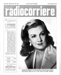 Anno 1953 Fascicolo n. 32