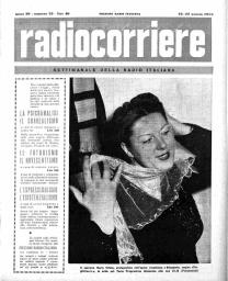 Anno 1953 Fascicolo n. 33