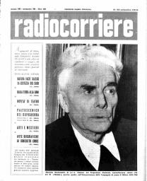 Anno 1953 Fascicolo n. 36
