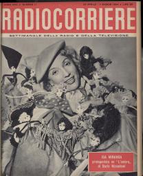 Anno 1954 Fascicolo n. 17