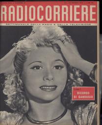 Anno 1954 Fascicolo n. 21