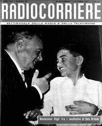Anno 1954 Fascicolo n. 39