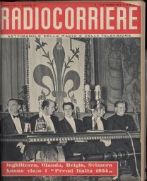 Anno 1954 Fascicolo n. 40