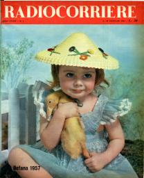 Anno 1957 Fascicolo n. 1