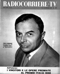 Anno 1958 Fascicolo n. 41