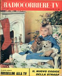 Anno 1959 Fascicolo n. 1