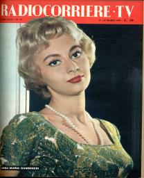 Anno 1959 Fascicolo n. 10
