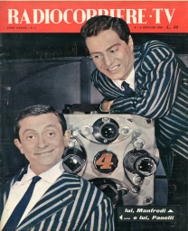 Anno 1960 Fascicolo n. 1