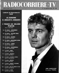 Anno 1960 Fascicolo n. 3