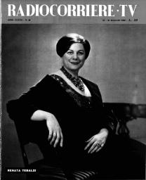 Anno 1960 Fascicolo n. 20