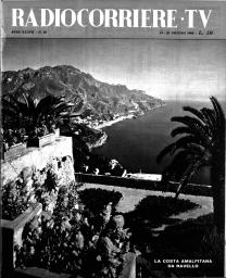 Anno 1960 Fascicolo n. 25