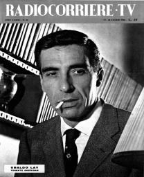 Anno 1960 Fascicolo n. 29