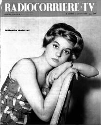 Anno 1960 Fascicolo n. 31