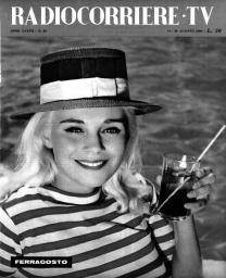 Anno 1960 Fascicolo n. 33