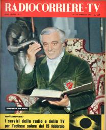Anno 1961 Fascicolo n. 7