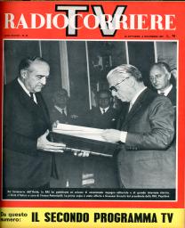 Anno 1961 Fascicolo n. 44