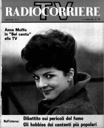Anno 1962 Fascicolo n. 15