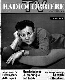 Anno 1962 Fascicolo n. 31