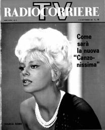 Anno 1962 Fascicolo n. 37