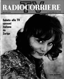 Anno 1962 Fascicolo n. 39