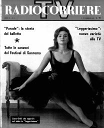 Anno 1963 Fascicolo n. 6