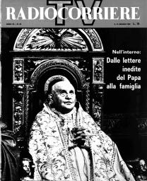 Anno 1963 Fascicolo n. 24
