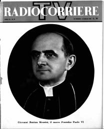 Anno 1963 Fascicolo n. 27