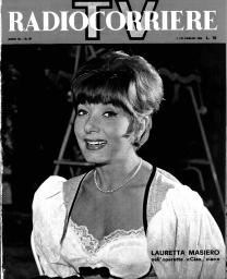Anno 1963 Fascicolo n. 28