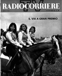 Anno 1963 Fascicolo n. 39