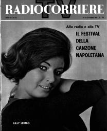 Anno 1963 Fascicolo n. 42