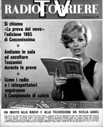 Anno 1965 Fascicolo n. 36