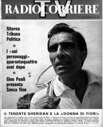 Anno 1965 Fascicolo n. 38