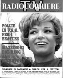 Anno 1966 Fascicolo n. 37