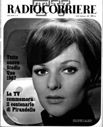 Anno 1967 Fascicolo n. 8
