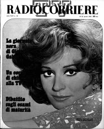 Anno 1967 Fascicolo n. 16