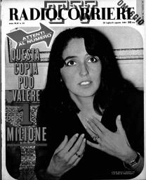 Anno 1967 Fascicolo n. 31