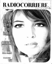 Anno 1968 Fascicolo n. 22