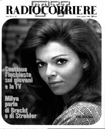 Anno 1968 Fascicolo n. 25
