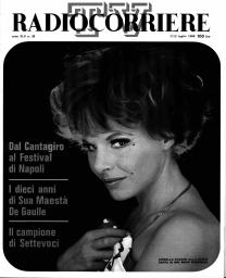 Anno 1968 Fascicolo n. 28